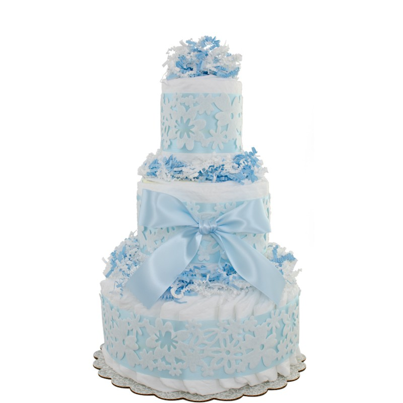 Prince Diaper Cake
