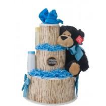 Hello Handsome 3 Tier Diaper Cake