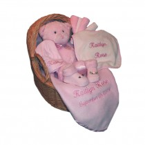 Rock-a-Bye Personalized Baby Gift Set