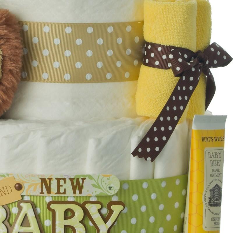 New Baby Bear Side