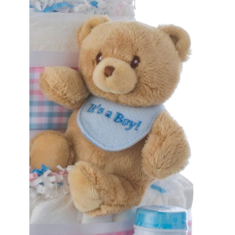 Baby Bear Plush Toy