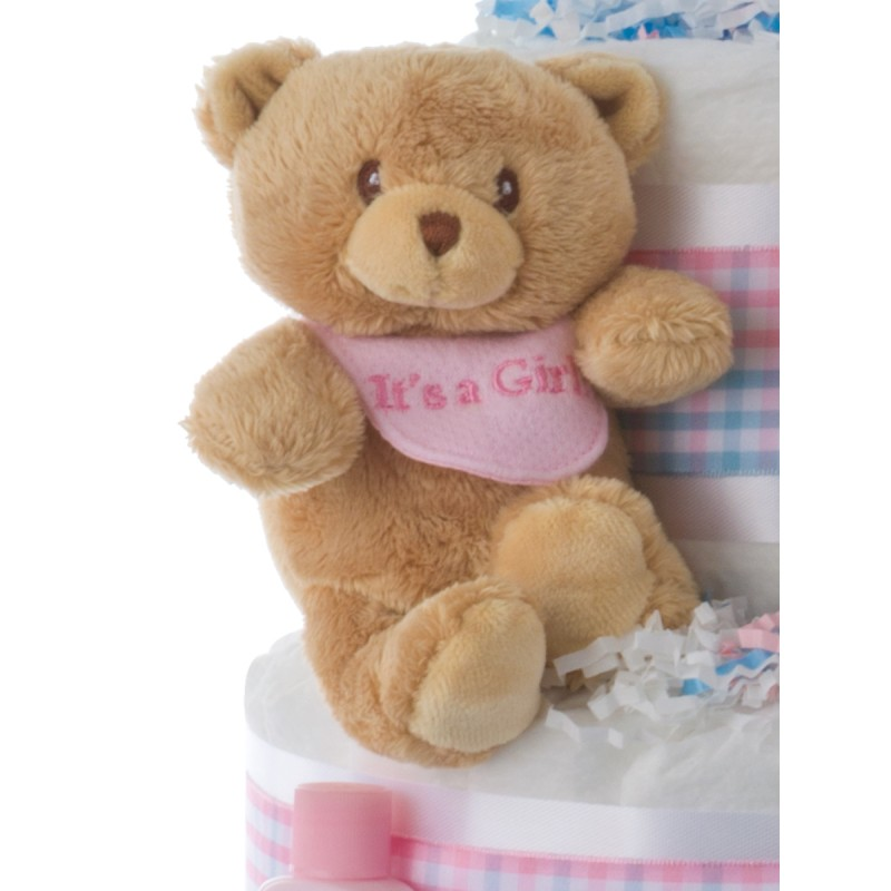 Baby Girl Plush Toy