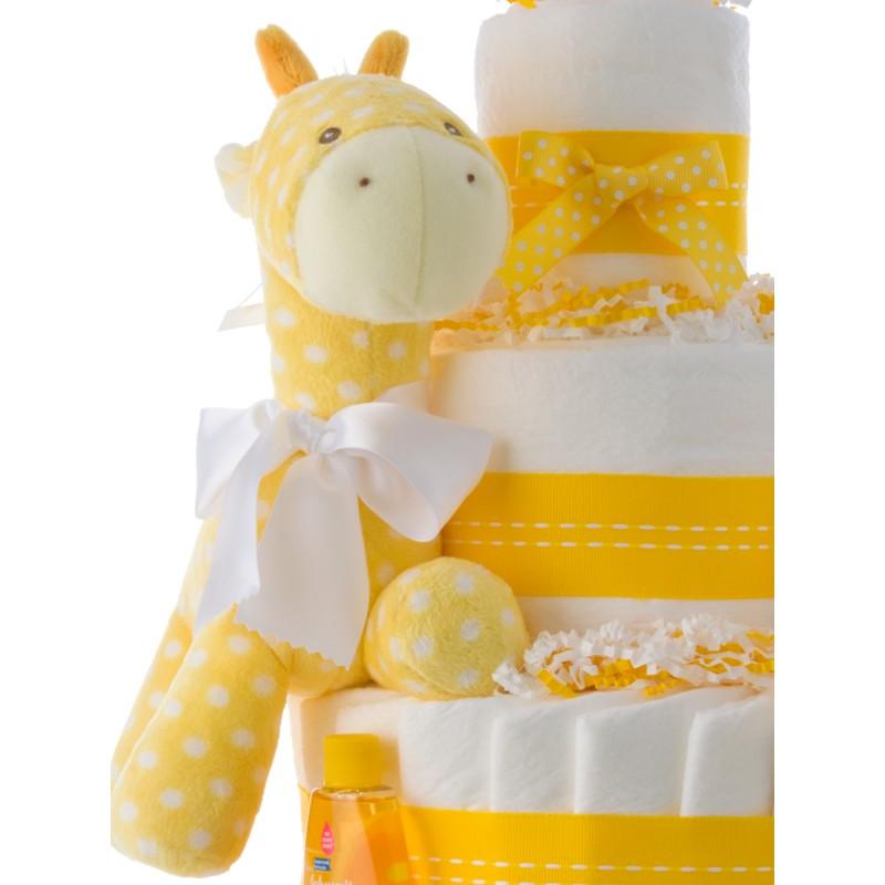 Baby Gund Loly Yellow Giraffe Plush Toy