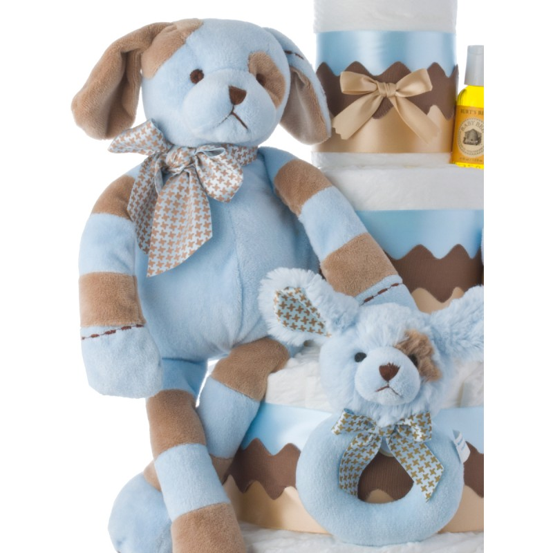 Barker Plush Baby Toy