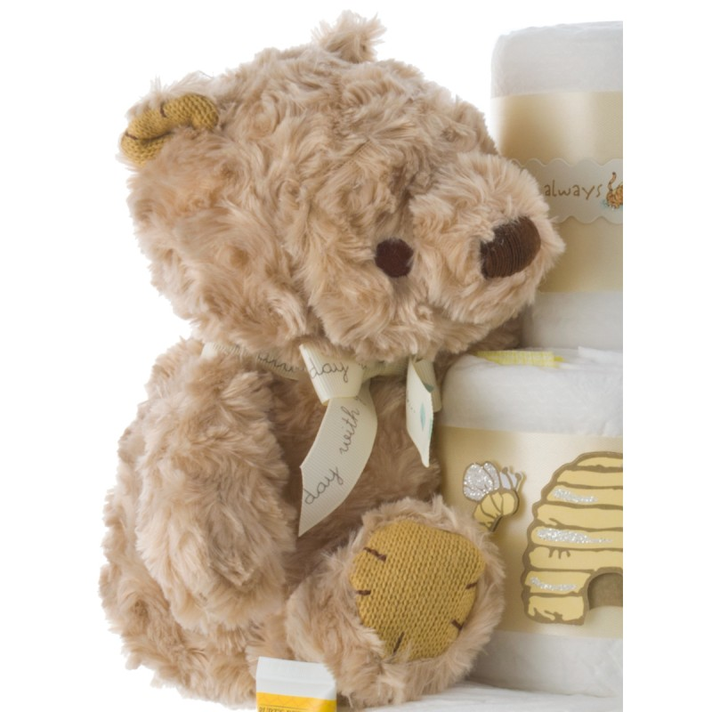 Classic Winnie the Pooh Plush Toy