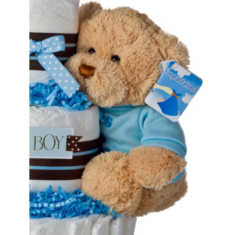Darling Boy Plush Bear