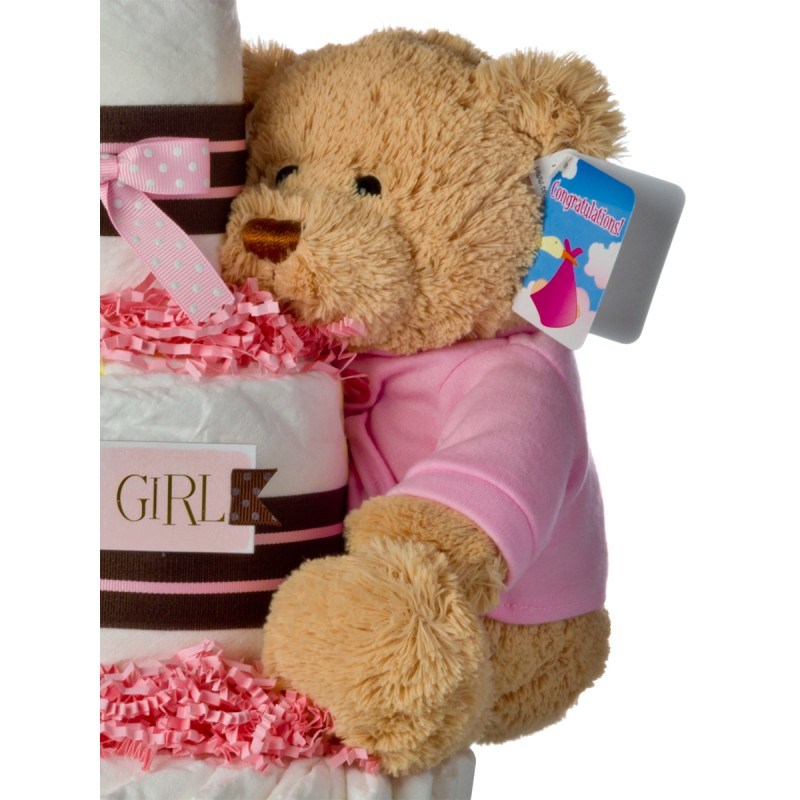 Darling Girl Plush Bear