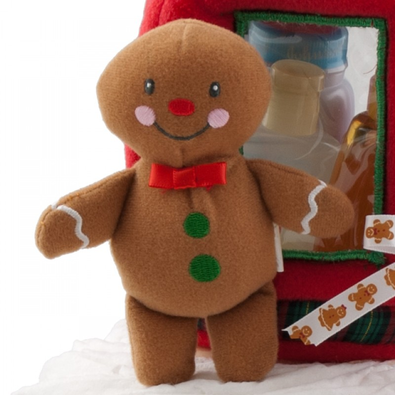 Gingerbread Plush Toy