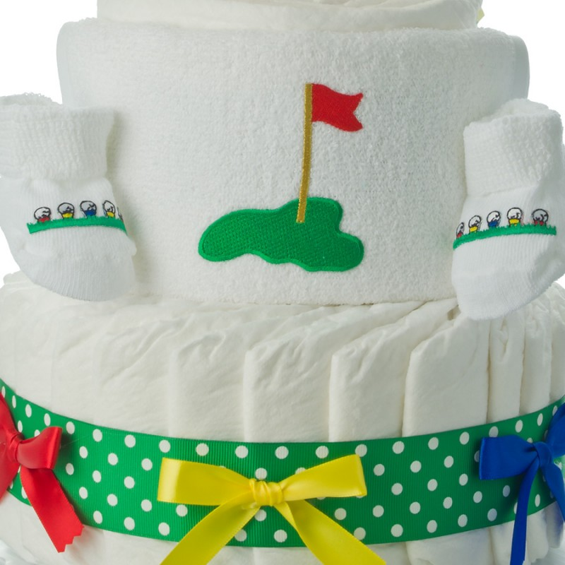 Golfer Towel