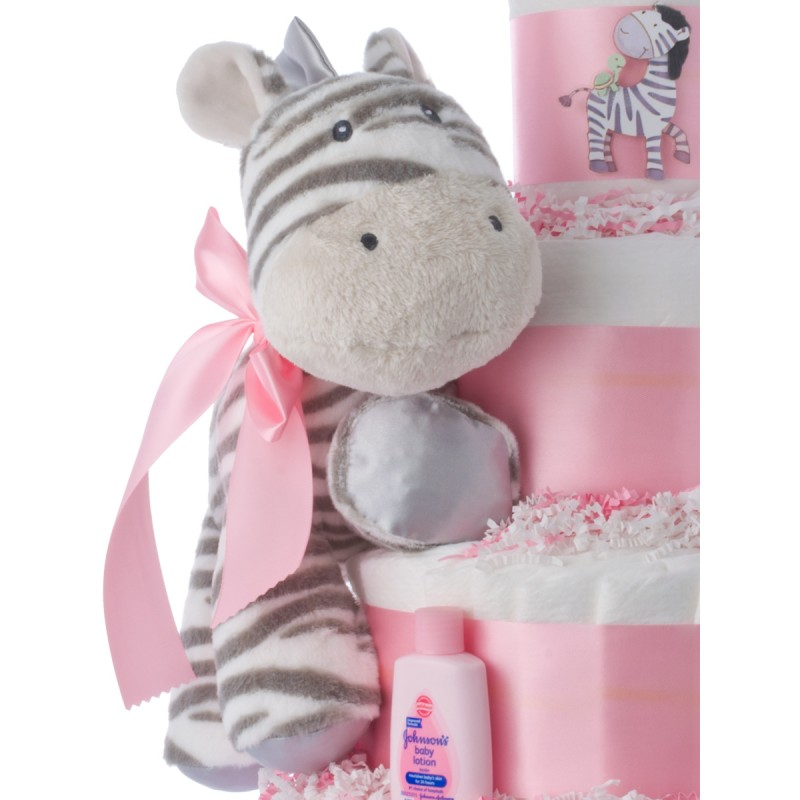 Gund Zebra Plush Baby Toy