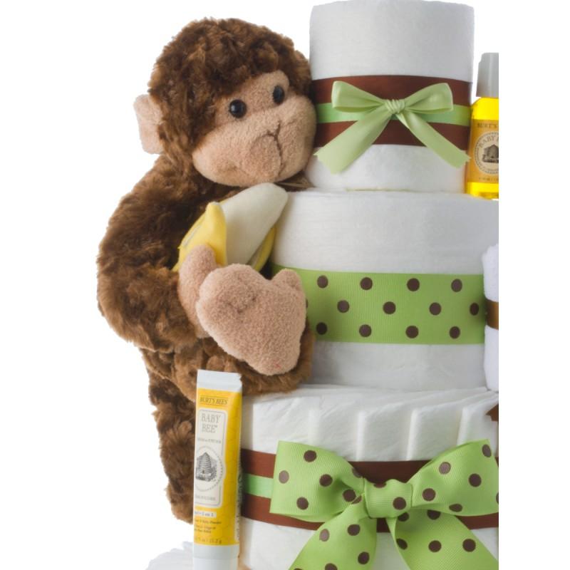 Gund Plush Monkey
