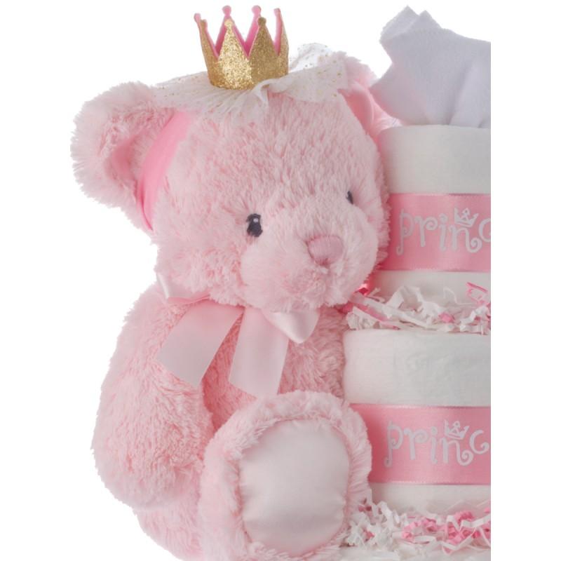 My First Teddy Pink Plush Toy by Gund