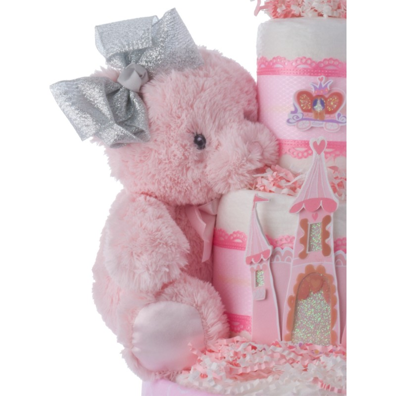 Baby Gund My First Teddy Pink Plush Toy