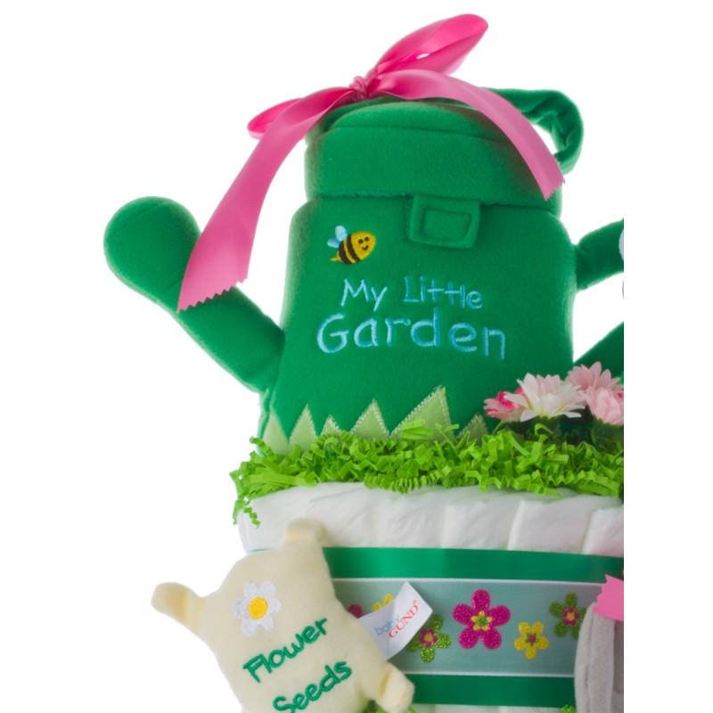 Gund My Little Garden Plush Baby Toy