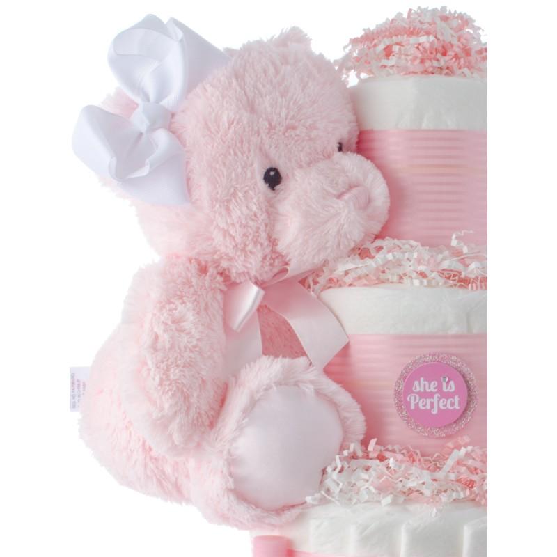 Gund My First Teddy Baby Plush Toy