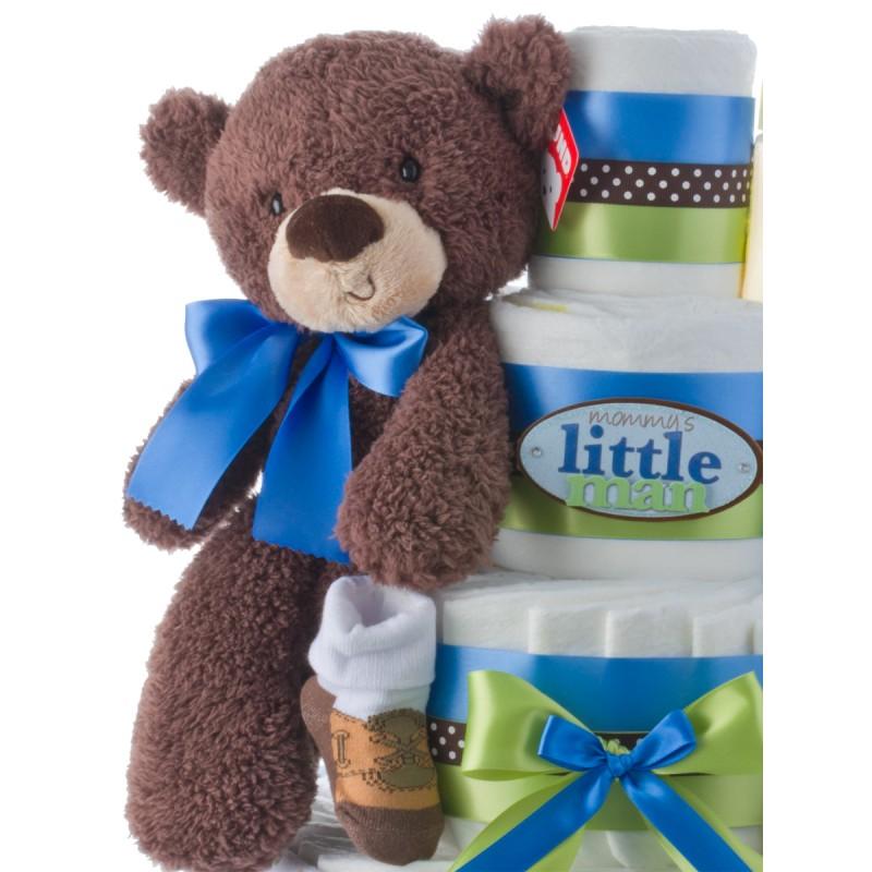 Gund Brown Bear Plush Toy