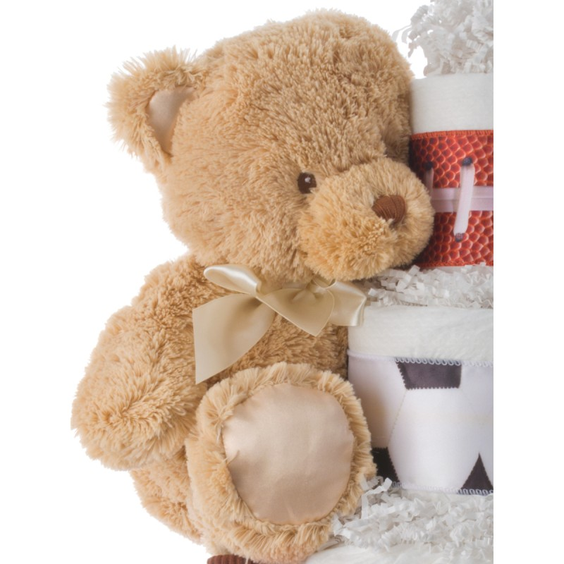 Gund Tan Plush Bear