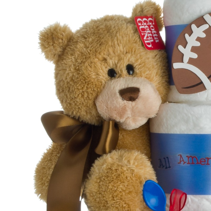 Gund Plush Teddy Bear