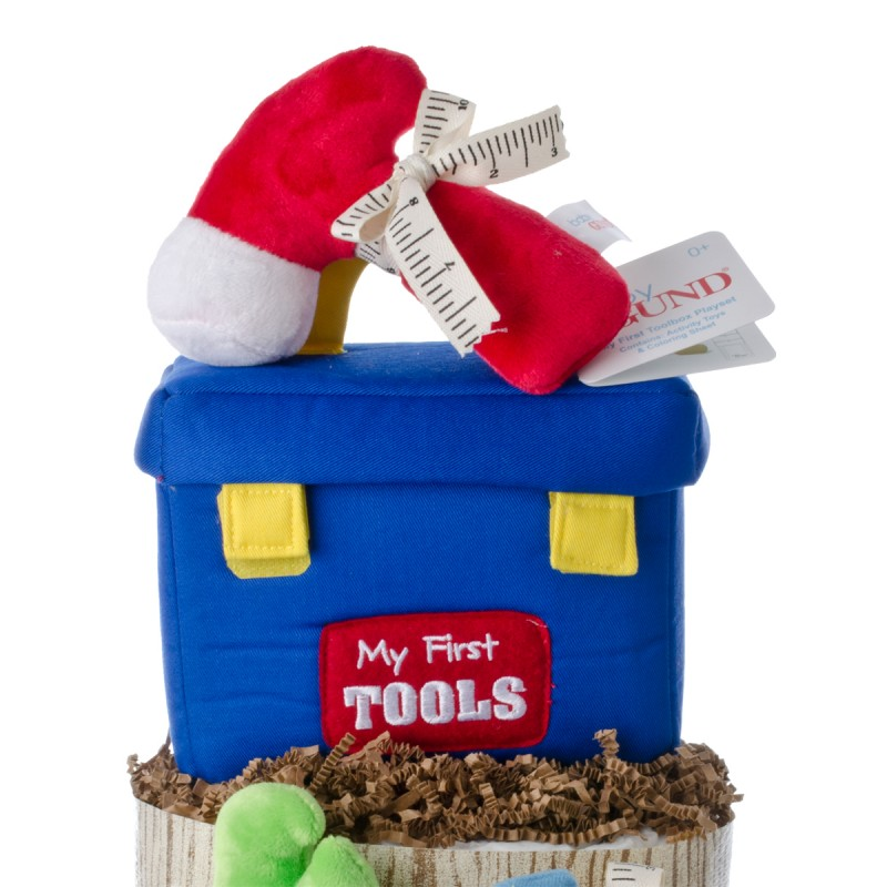 Gund My First Tools Play Set