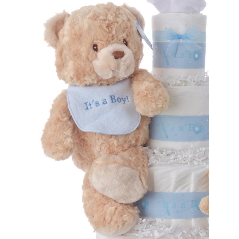 Baby Gund Plush Bear