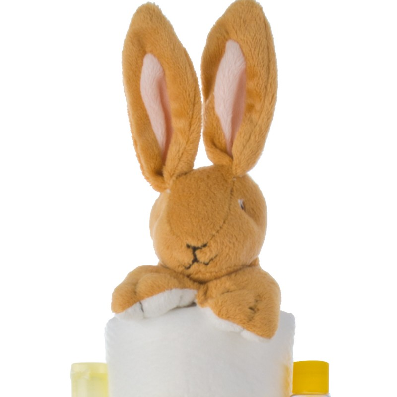 Plush Rabbit Baby Toy