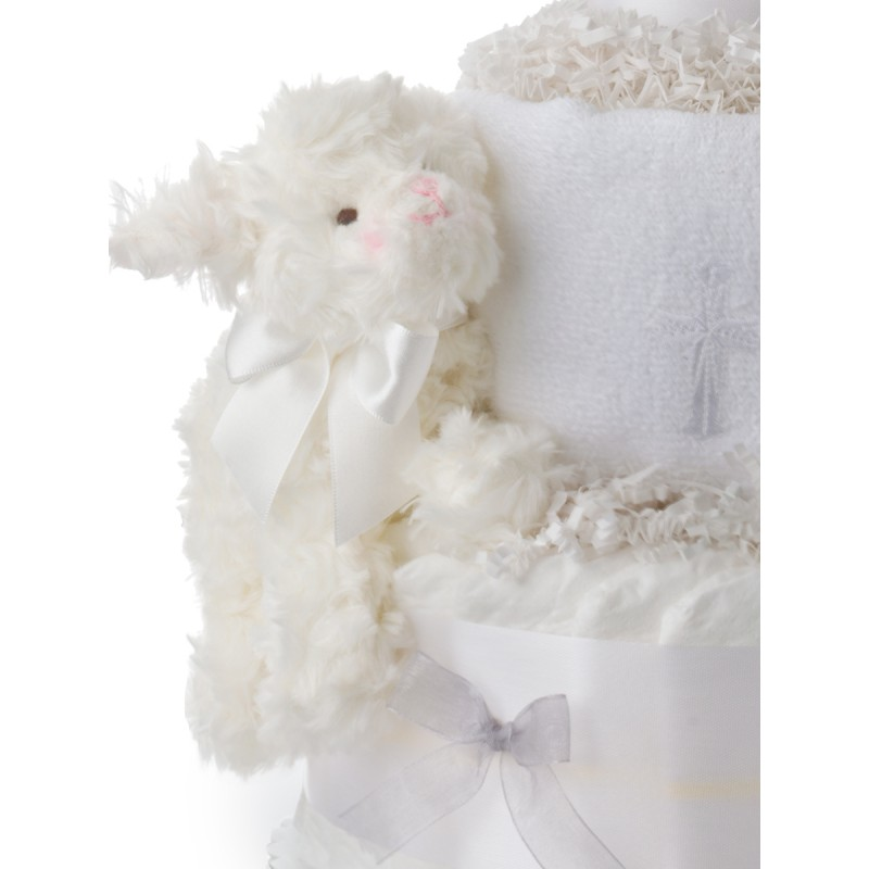 Plush Lamb Toy