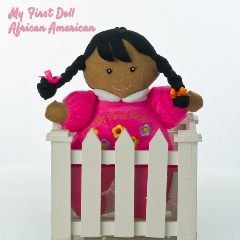 My First Doll African American