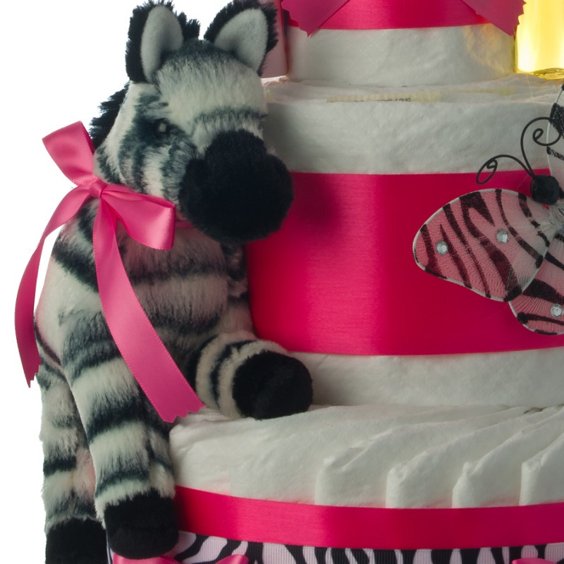 Plush Zebra Animal
