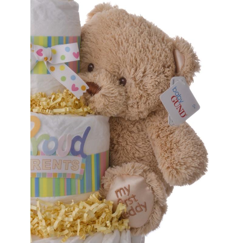 Gund Brand Plush Beige Bear