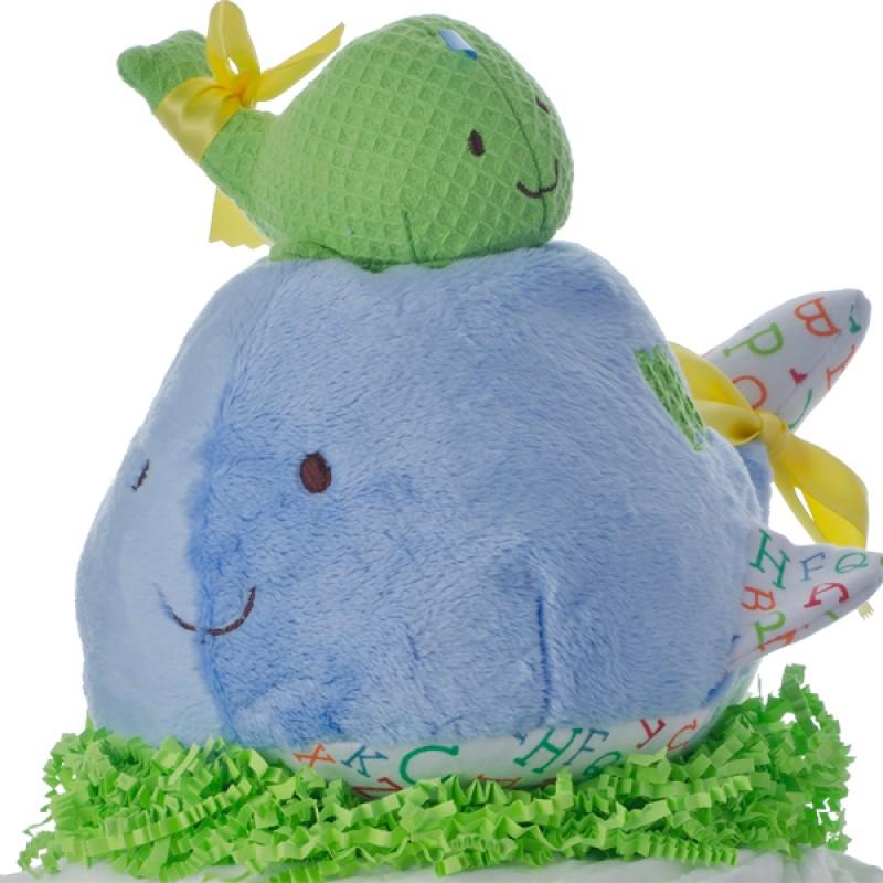 Plush Whale Plush Toy