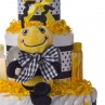 Yellow Bee Plush Toy