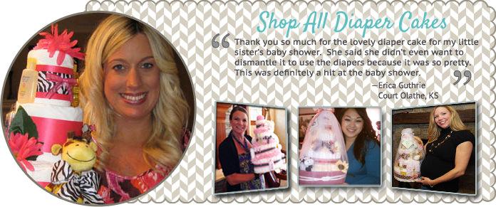 Shop All Diaper Cakes