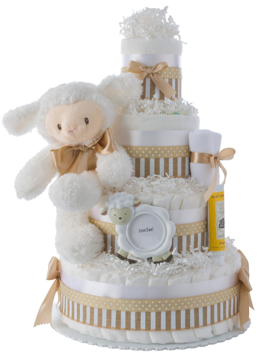 How To Make Baby Diaper Cake Videos