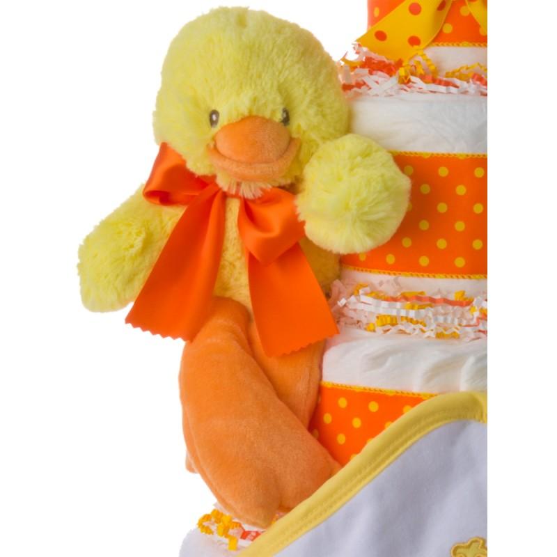 Baby Duck Plush Toy