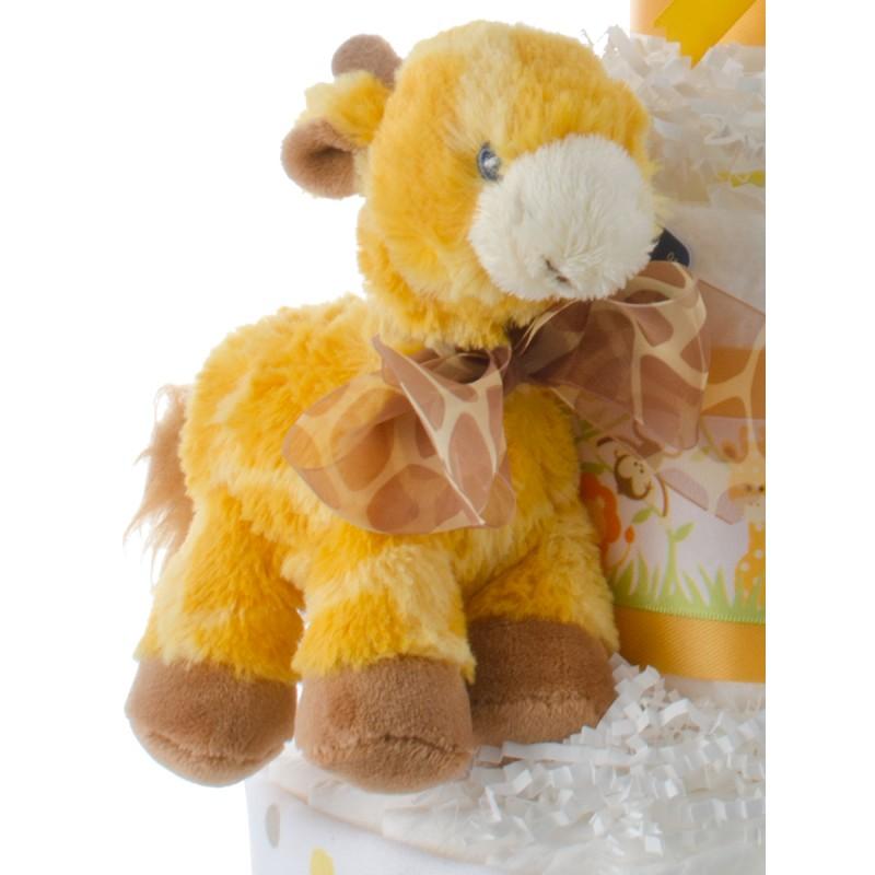 Lil' Giraffe Baby Plush Toy