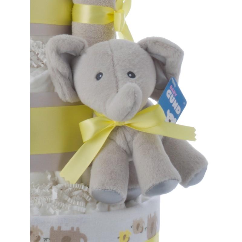 Baby Gund Plush Elephant