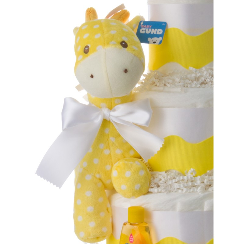 Baby Gund Loly Yellow Giraffe Plush Toy