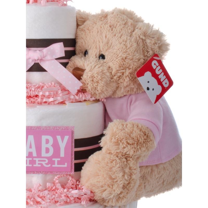 Darling Girl Gund Plush Bear
