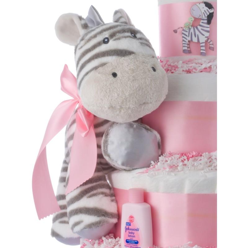 Gund Zebra Plush Baby Toy