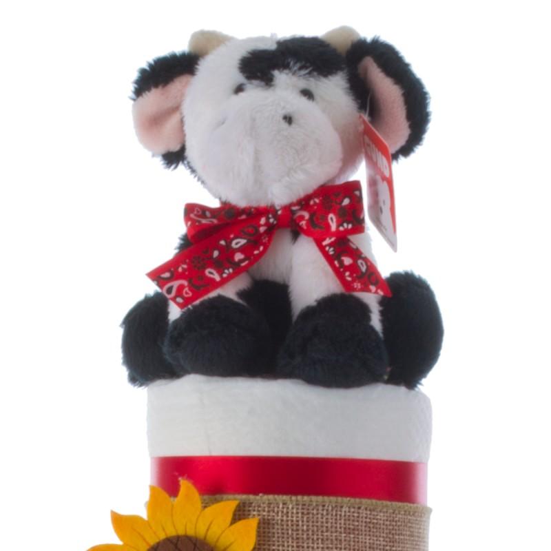 Gund Cow Plush Toy