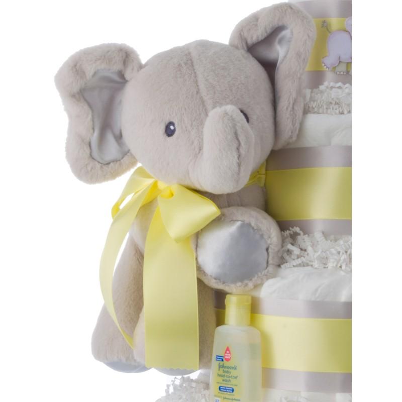Gund Plush Elephant Toy