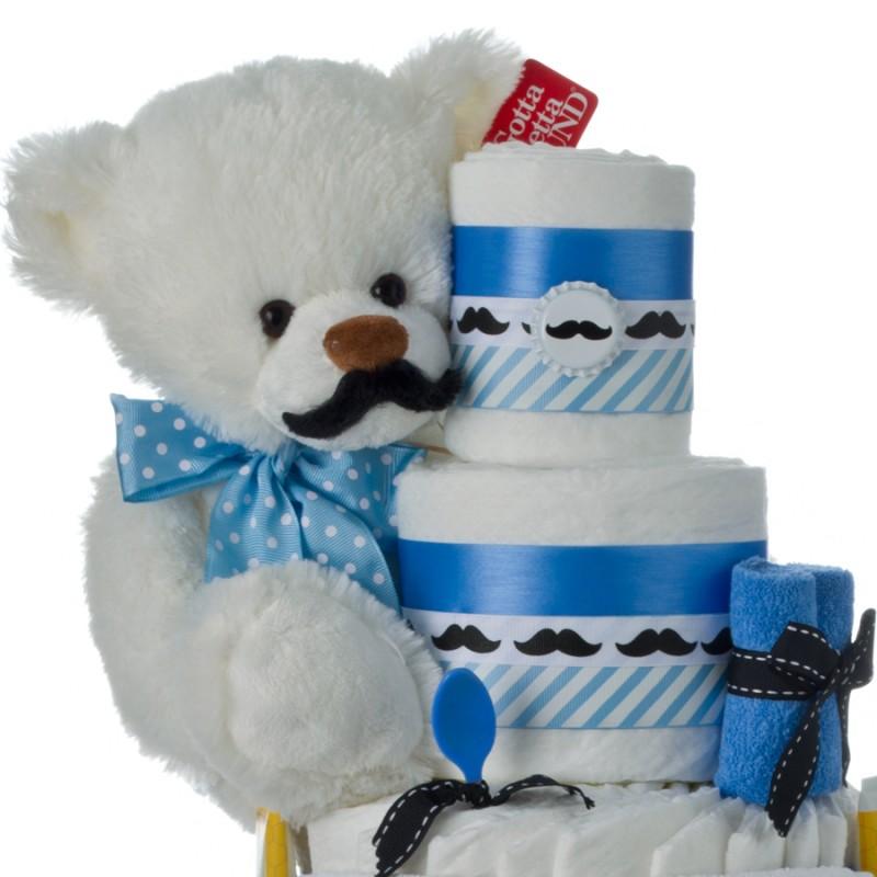 Gund Frosting Plush Bear