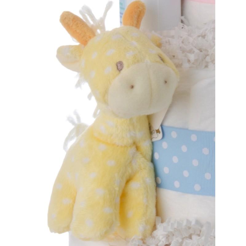 Gund Lolly Yellow White Dots Giraffe Plush Toy
