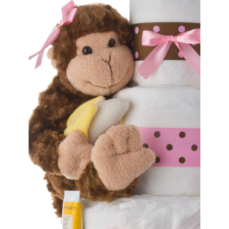 Gund Monkey Plush Toy