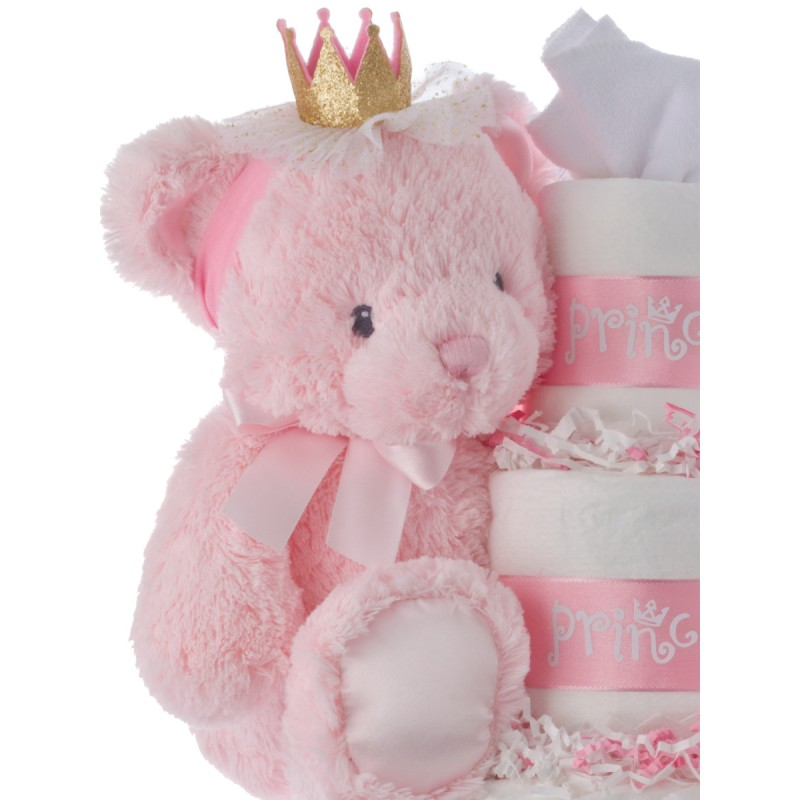 My First Teddy Pink Plush Toy by Gund