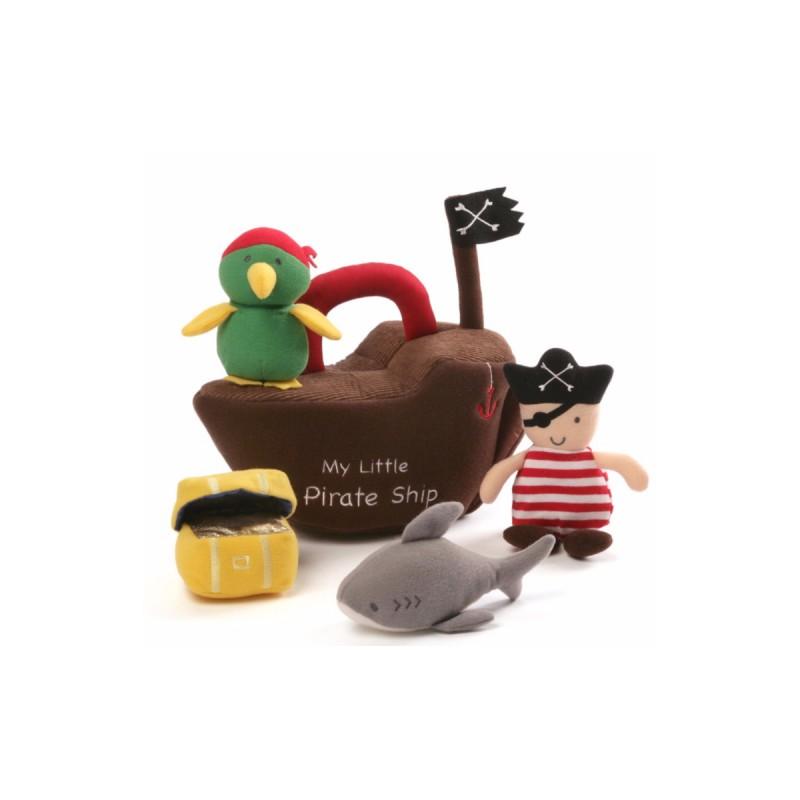 Gund My Little Pirate Ship Baby Toy Playset