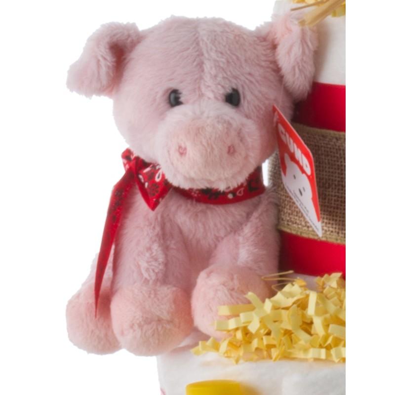Gund Piggy Plush Toy