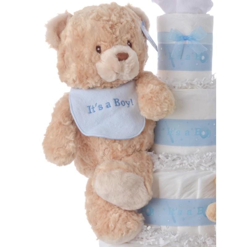 Baby Gund Plush Bear