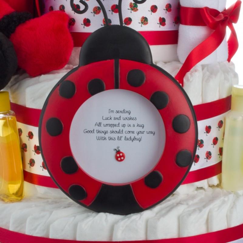 Ladybug Photo Frame