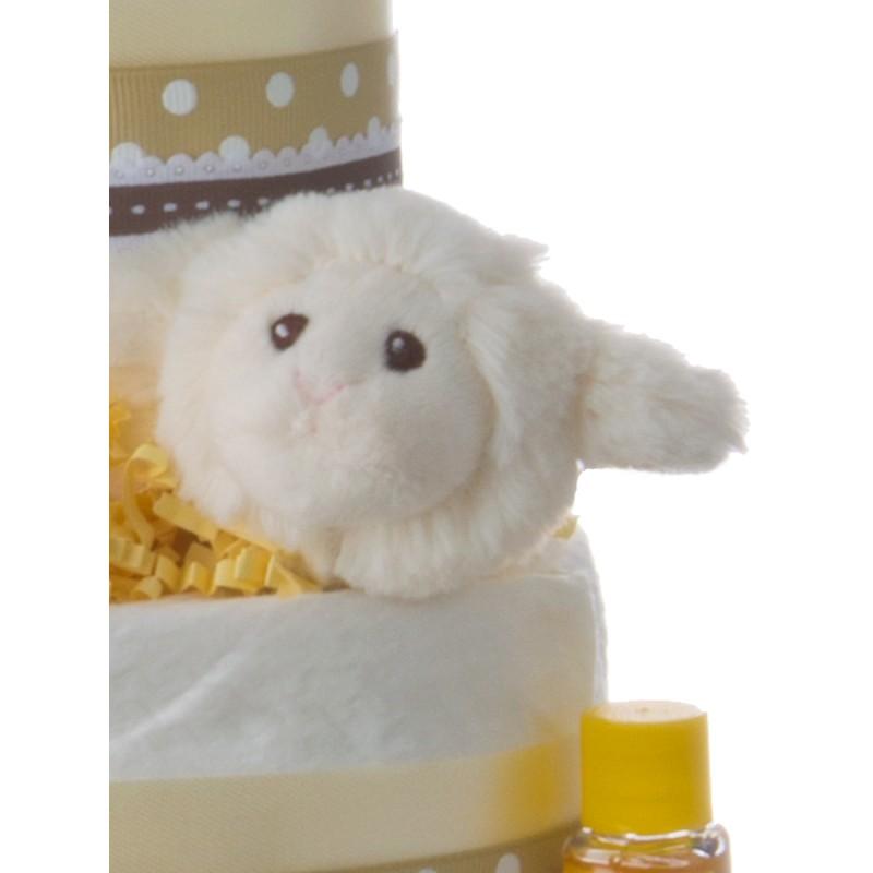 Lamb Paci-clip